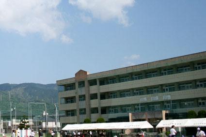 呉市立白岳中学校